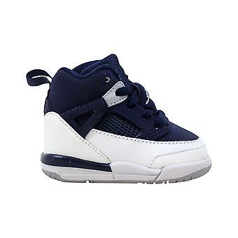 Nike Air Jordan Spizike Midnight Navy/Metallic Silver 317701-406 Toddler