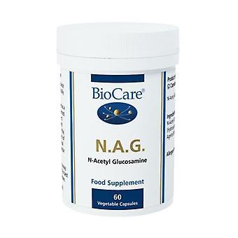 BioCare N.A.G. (N-Acetyl Glucosamine) Vegicaps 60 (28860)