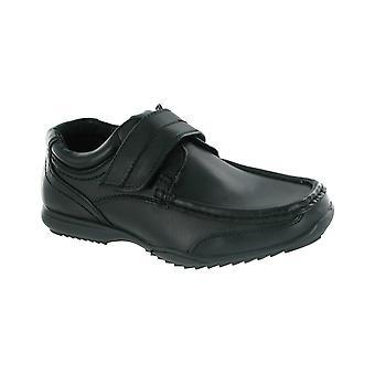 Mirak Kids Charlie Shoe Black