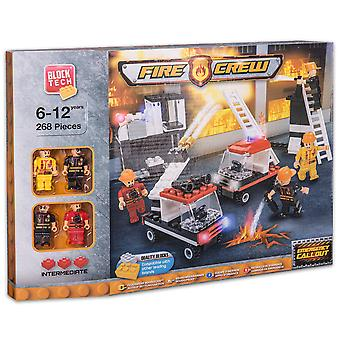 Juinsa Construction comp Lego Firefighter 265pz
