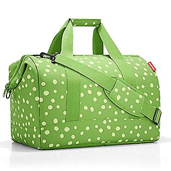 Reisenthel allrounder L Travel Tote 48 cm 30 liters Multicolor (Spots Green)