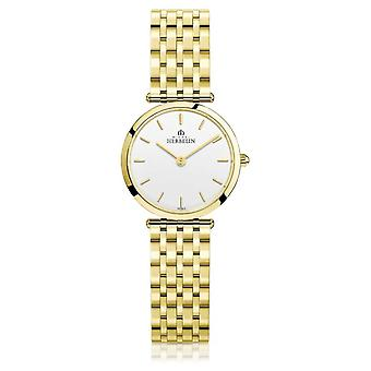 Michel Herbelin | Womens | Epsilon | Extra Flat Gold PVD Bracelet | 17116/BP11 Watch