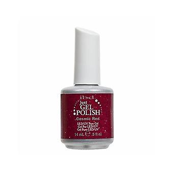 ibd IBD Just Gel Polish - Cosmic Red