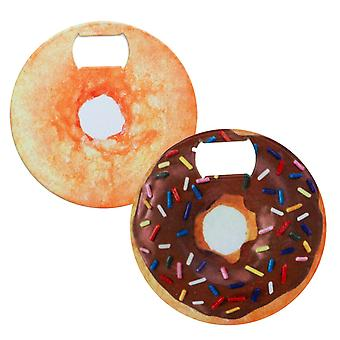 Donut Bottle Opener Coaster