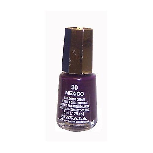 Mavala Mini Nail Polish Mexico 5ml