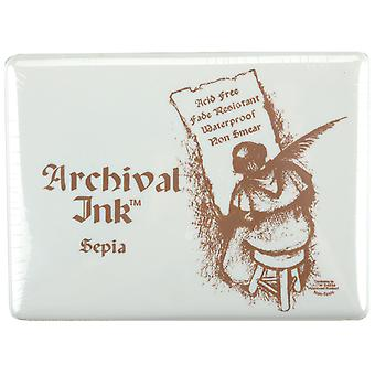 Ranger Archival Inchiostro Jumbo Ink Pad #3 - Seppia