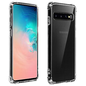 Protective Case for Samsung Galaxy S10 Shockproof Reinforced Corners - Forever