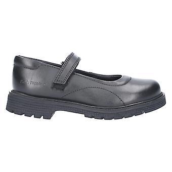 Hush Puppies Girls Tally Junior Touch Fastening Shoe