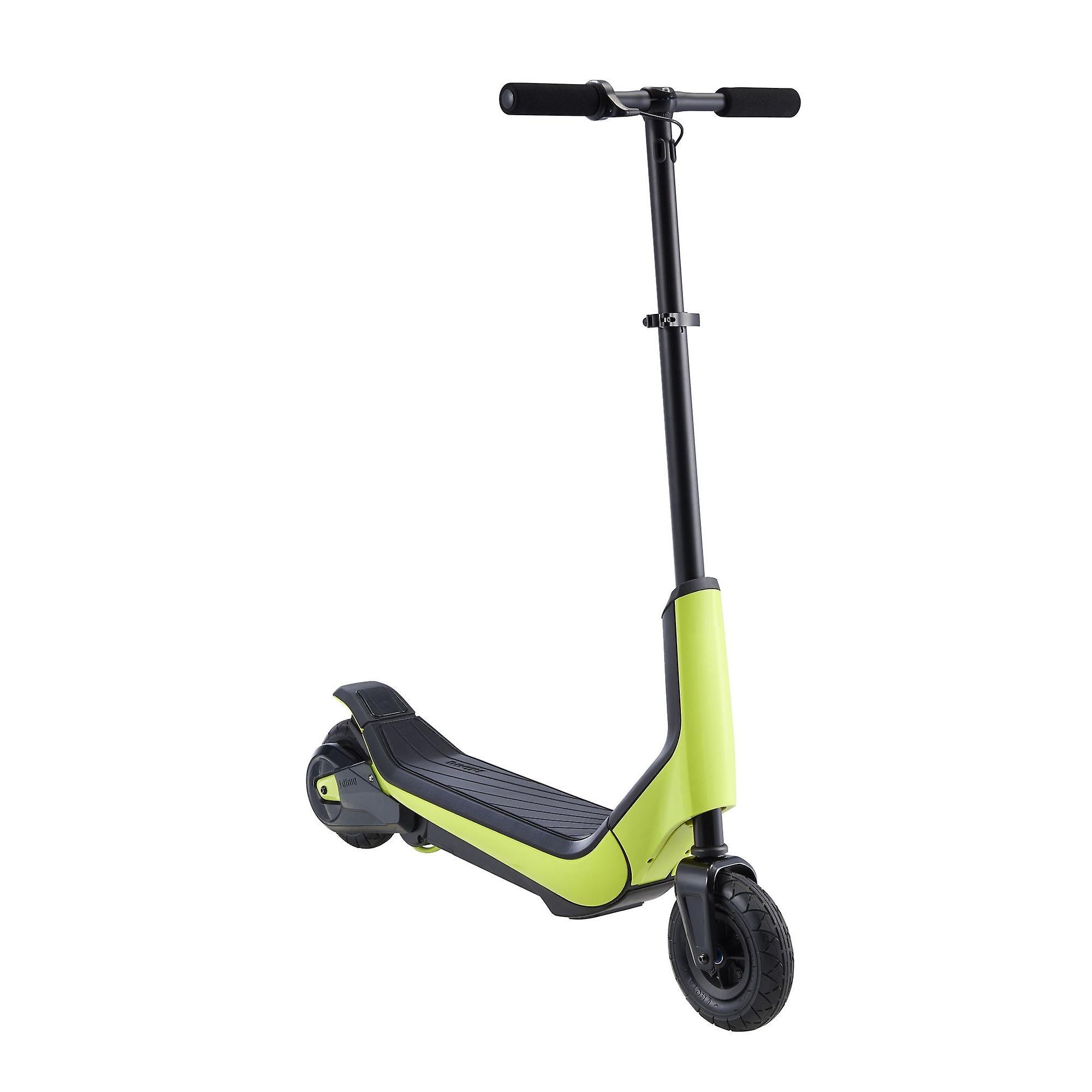 Skateflash E-scooter groen elektrisch skateboard