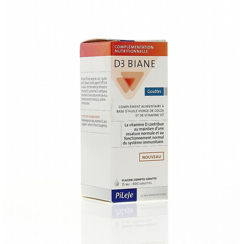 Pileje D3 Biane 15ml