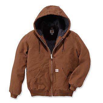 Carhartt Men's Bartlett Jacket, Black, Medium