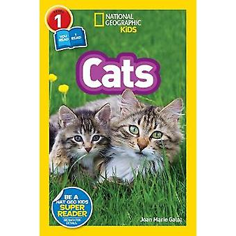 National Geographic Kids Readers Cats von Joan Marie Galat & National Geographic Kids