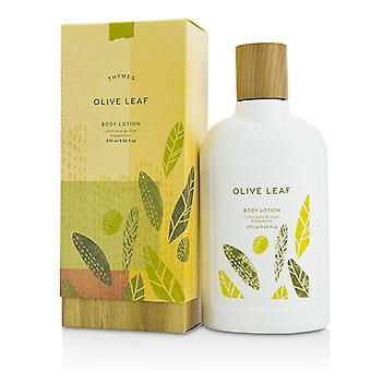 Thymes Olive Leaf Body Lotion 270ml/9.25oz