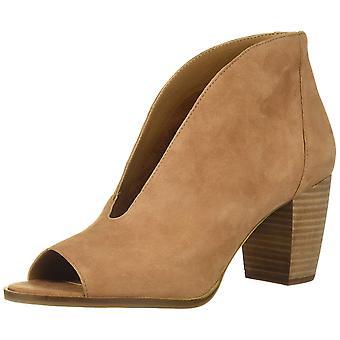 Heldig merkevare Womens Joal Peep Toe spesiell anledning lysbildet sandaler