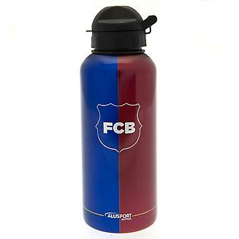 FC Barcelona Unisex Striped Signed Water Bottle