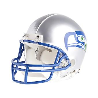 Riddell VSR4 Mini Football Helmet NFL Seattle Seahawks 83-2001