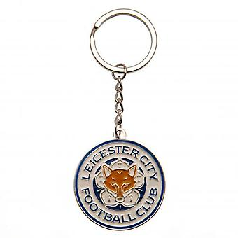 Leicester City Keyring