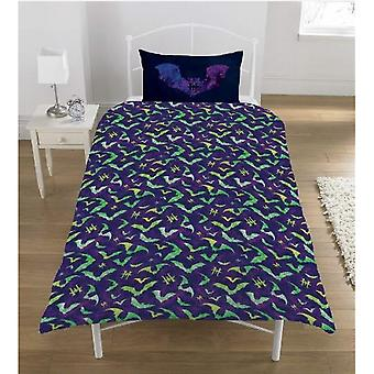 Hotel Transylvania Childrens/Kid Reversible Single Panel Duvet Set