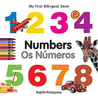 My First Bilingual Book  Numbers  Englishportuguese by Milet Publishing Ltd