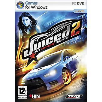 Juiced 2 Hot Import Nights (PC DVD) - New