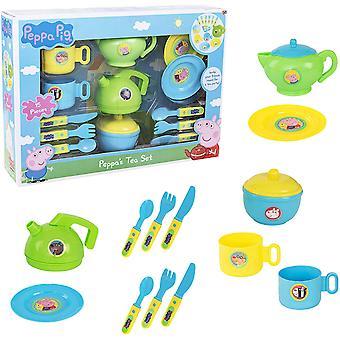 Peppa Pig - Peppa's Tea Set