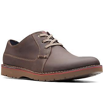 Clarks Vargo plain Herre casual sko