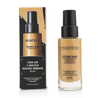 Studio skin 15 hour wear hydrating foundation # 3.0 (medium with cool undertone) 219475 30ml/1oz