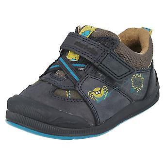 הילדים התינוקות Startrite נעלי מזדמנים SRSS עכביש