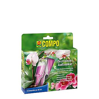COMPO Orchid Construction Cure, 5 x 30 ml