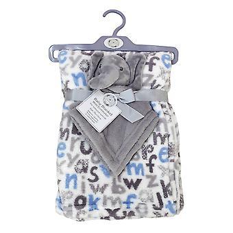 Snuggle Baby Babies Blanket With Comforter