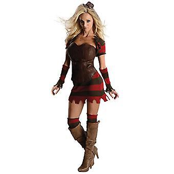 Rubie's Nightmare On Elm Street Freddy Corset Costume,, Multicolor, Size Large