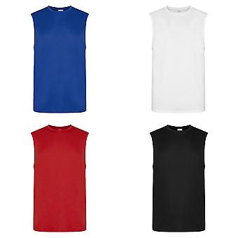 AWDis Just Cool Mens Smooth Sports Vest