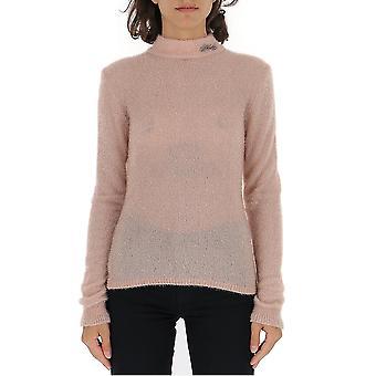 Filosofia Por Lorenzo Serafini 09105701v0131 Women's Pink Viscose Sweater