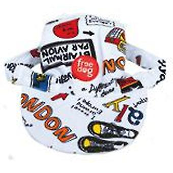 Freedog Love Travel cap TS (Dogs , Dog Clothes , Fashion Accessories)
