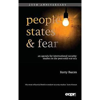 People States and Fear An Agenda for International Security Studies in the PostCold War Era by Buzan & Barry