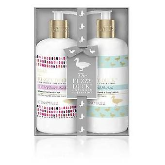 Baylis & Harding The Fuzzy Duck Cotswold Collection 2 bottle box set