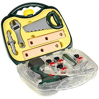 Theo Klein Bosch DIY Case with Cordless Screwdriver II For Ages 3+ and Above