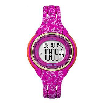 Timex Ironman Sleek 50 TW5M03000 Zegarek damski Chronograf