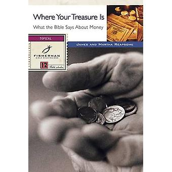 Where Your Treasure Is by Reapsome