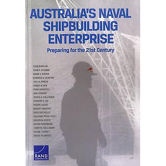 Australien Naval Shipbuilding Enterprise av John BirklerJohn F. SchankMark V. ArenaEdward G. KeatingJoel B. PreddJames BlackIrina DanescuDan JenkinsJames G. KallimaniGordon T. Lee