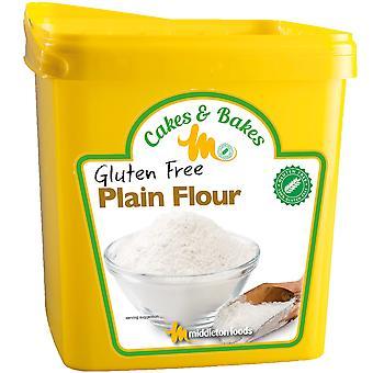 Middletons Gluten Free Plain Flour