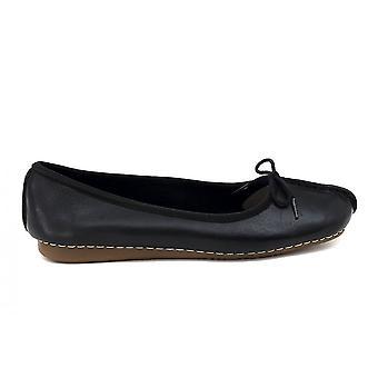Clarks Freckle Black 352929 universale tutto l'anno scarpe da donna