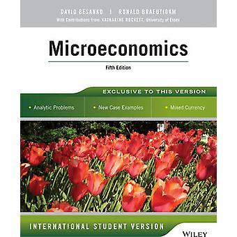 Microeconomics (5th International student edition) by David Besanko -