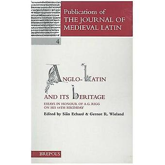 Anglo-Latin & Heritage by Echard - 9782503508382 Book