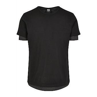 Urban Classics Full Double Layered Tee