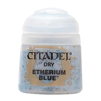 Etherium Blue (12ml), Citadel Paint - Dry, Warhammer 40,000/Age of Sigmar