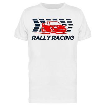 Rally Racing Logo Tee Män & s -Bild av Shutterstock