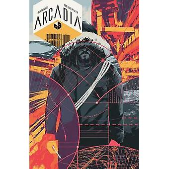 Arcadia by Alex Paknadel & Illustrated by Eric Scott Pfeiffer