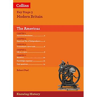 KS3 geschiedenis de Amerikanen door Robert Peal