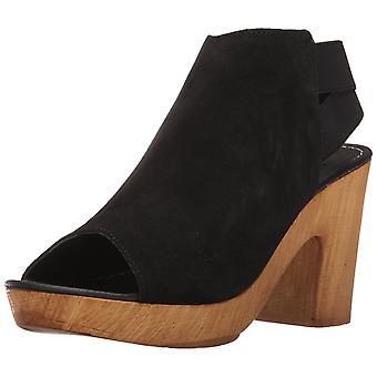 Kenneth Cole réaction Womens journal ligne Suede Peep Toe Sandals